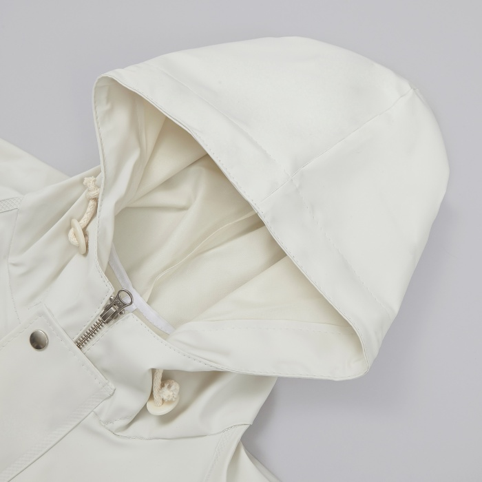 Norse Projects Elka Classic Jacket - Kit White (Image 1)