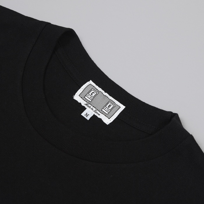 Cav Empt C.E Inverted C T-Shirt - Black (Image 1)