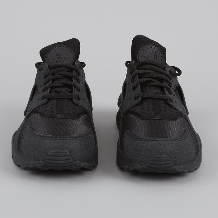 Nike Air Huarache Run - Black/Black (Image 1)