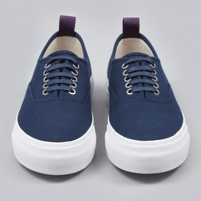 Eytys Mother Canvas - Deep Navy (Image 1)