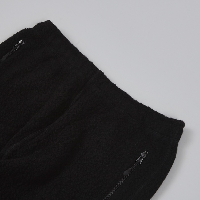 Needles Easy Pant Fleece - Black (Image 1)