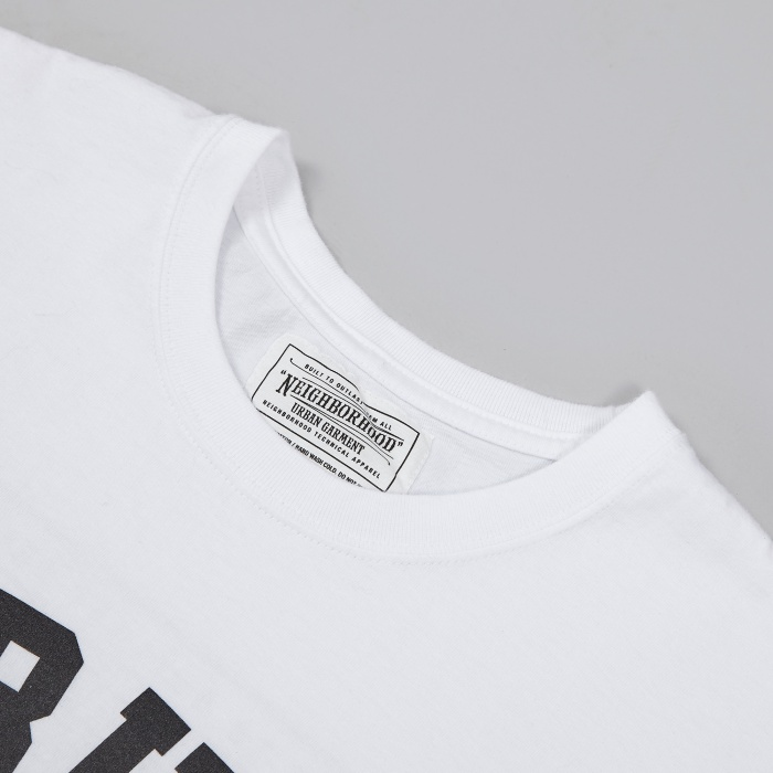 Neighborhood Originals Tee - White (Image 1)