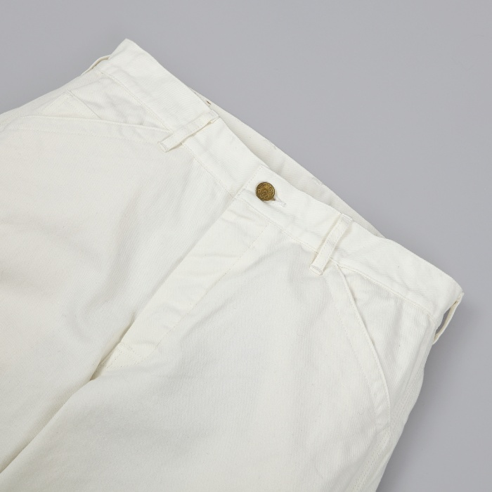 Neighborhood Utility Pant - White (Image 1)