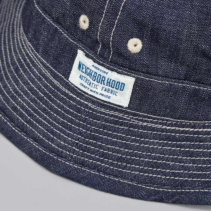 Neighborhood Olmos Hat - Indigo (Image 1)