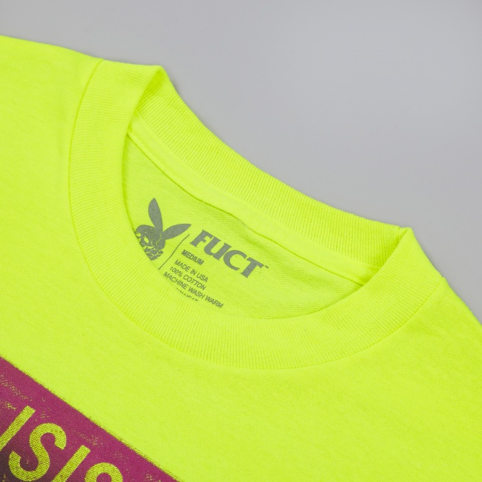 Fuct ISIS T-Shirt - Soft Green (Image 1)
