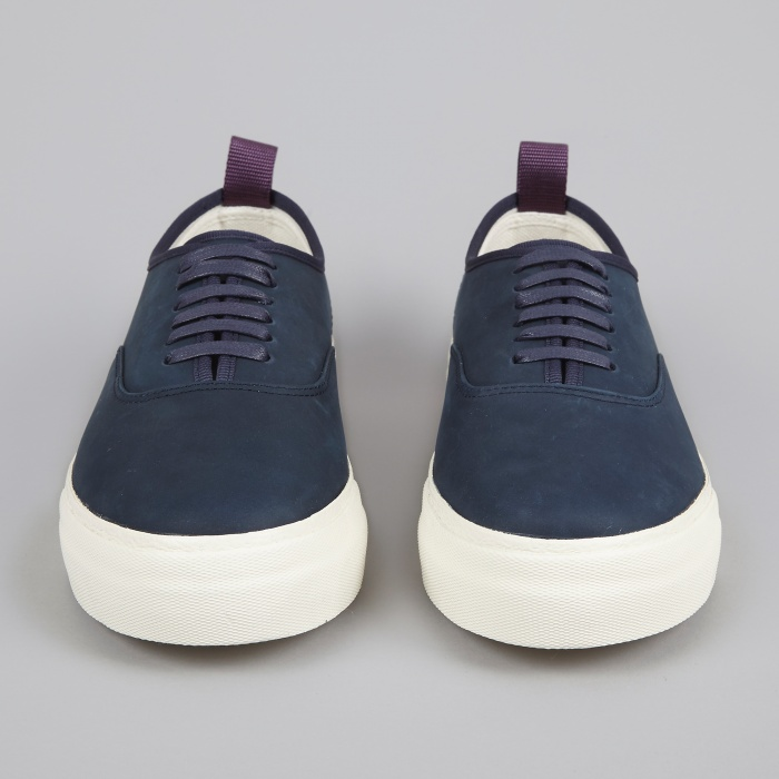 Eytys Mother Nubuck - Deep Navy (Image 1)