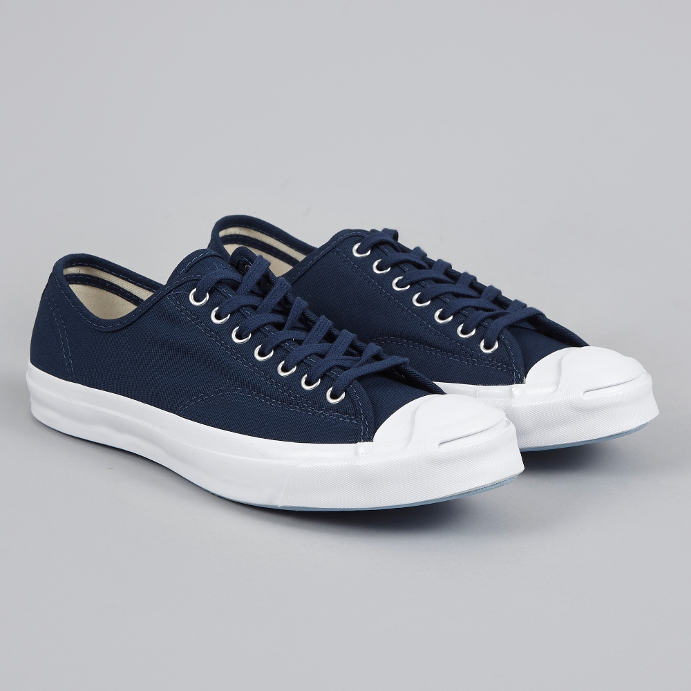 Converse Jack Purcell JP Signature - Nighttime Navy (Image 1)