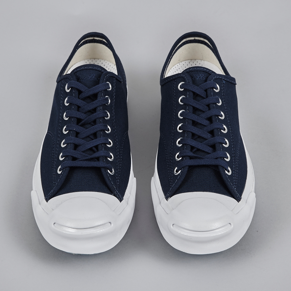 759457ccf40 Converse Jack Purcell JP Signature - Nighttime Navy (Image 1)