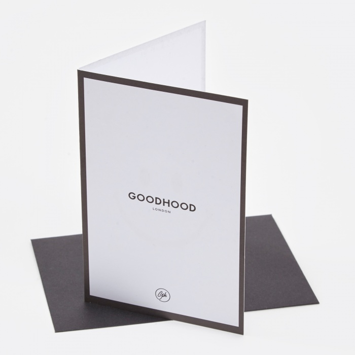 Goodhood Gift Voucher 500GBP (Image 1)
