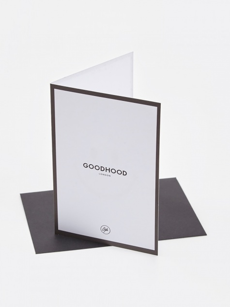 Goodhood Gift Voucher 1000GBP