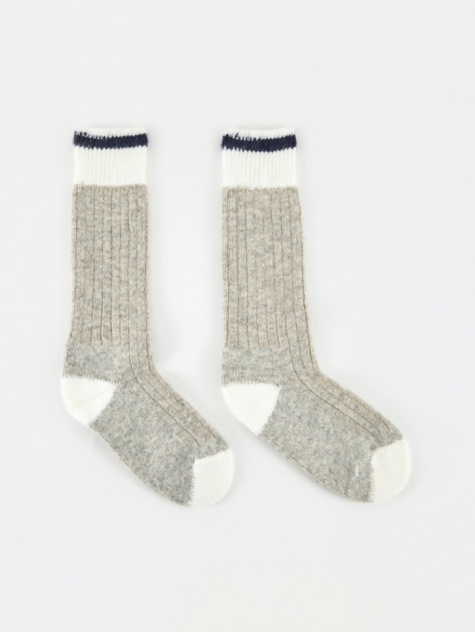 Hudson Bay Socks - Navy