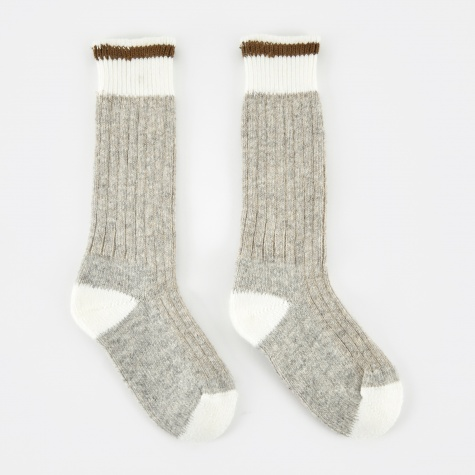 Hudson Bay Socks - Olive
