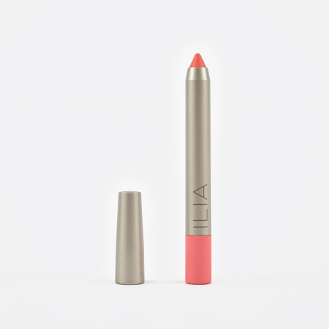 Lipstick Crayon - Karma Chameleon (Red Coral)