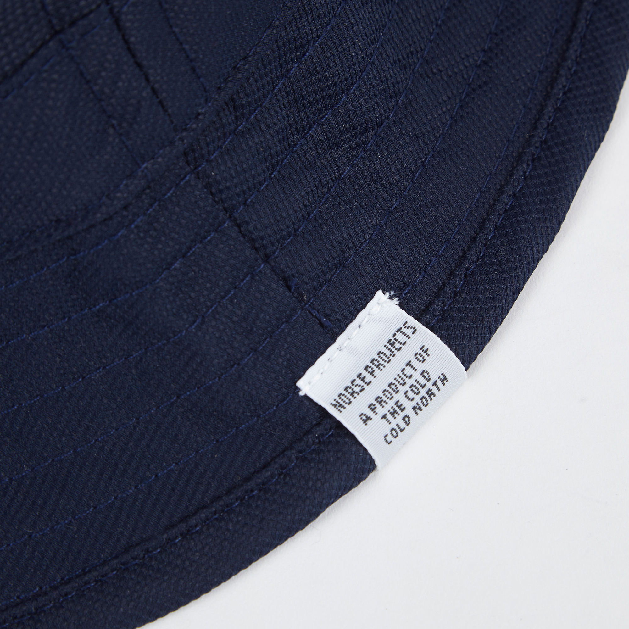 15b202800ae5c0 Norse Projects Foldable Light Ripstop Bucket Hat - Navy