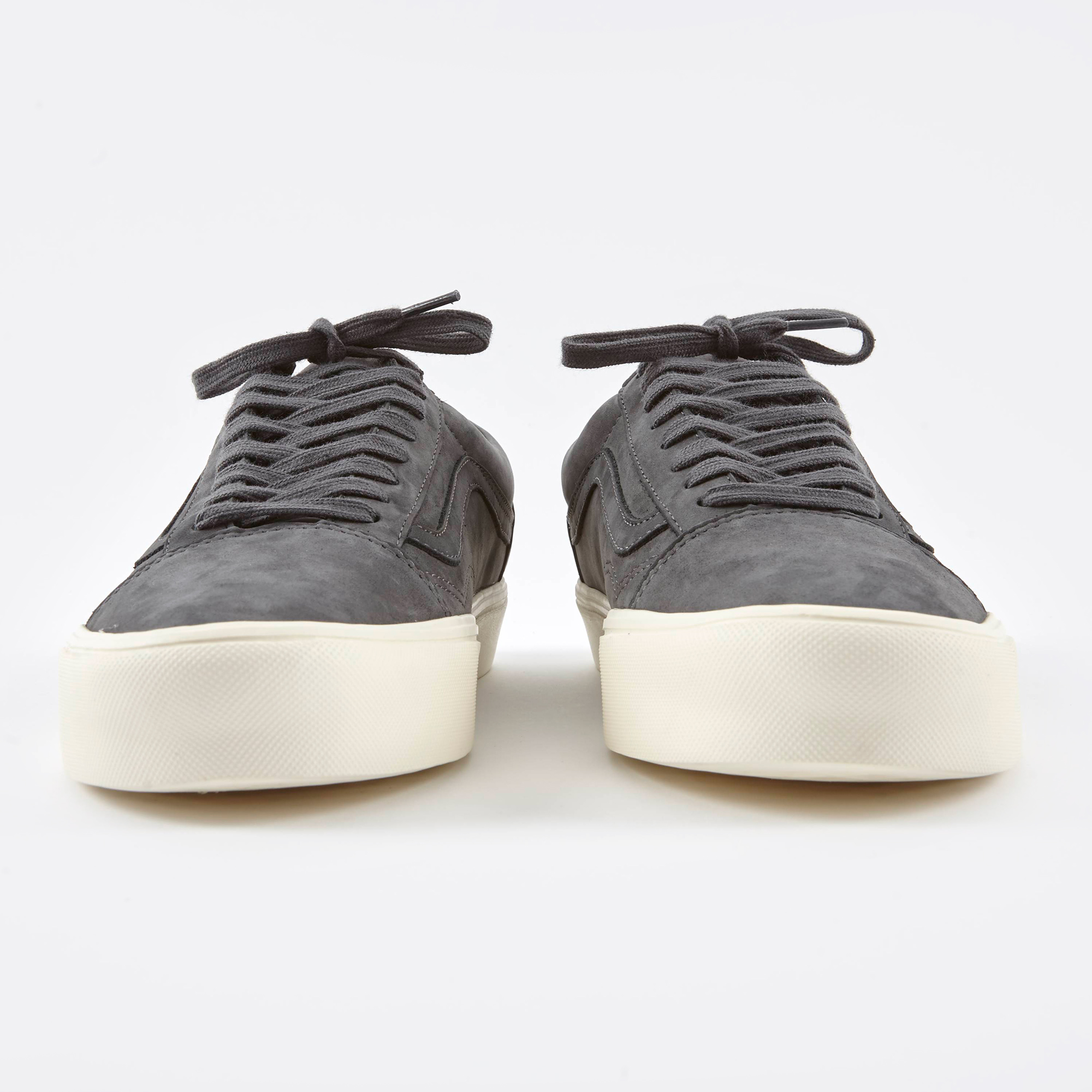 0b6e6d8910 Vans Vault Old Skool Lite LX - Dark Steel