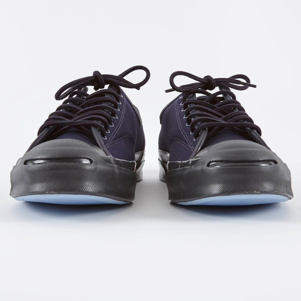 Converse Jack Purcell Signature - Inked Almost Black (Image 1) 8015f2e27