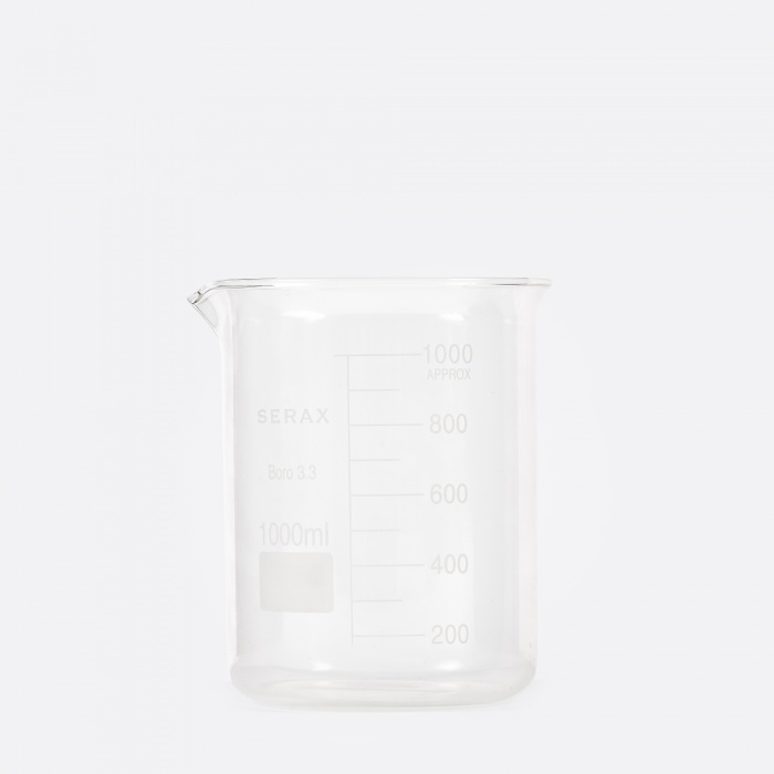 Serax Measuring Cup Large 1000ml - Clear (Image 1)