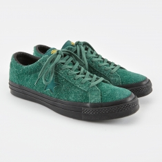 dd16fc5bb742 Converse x Stussy One Star 74 - Hunter Green