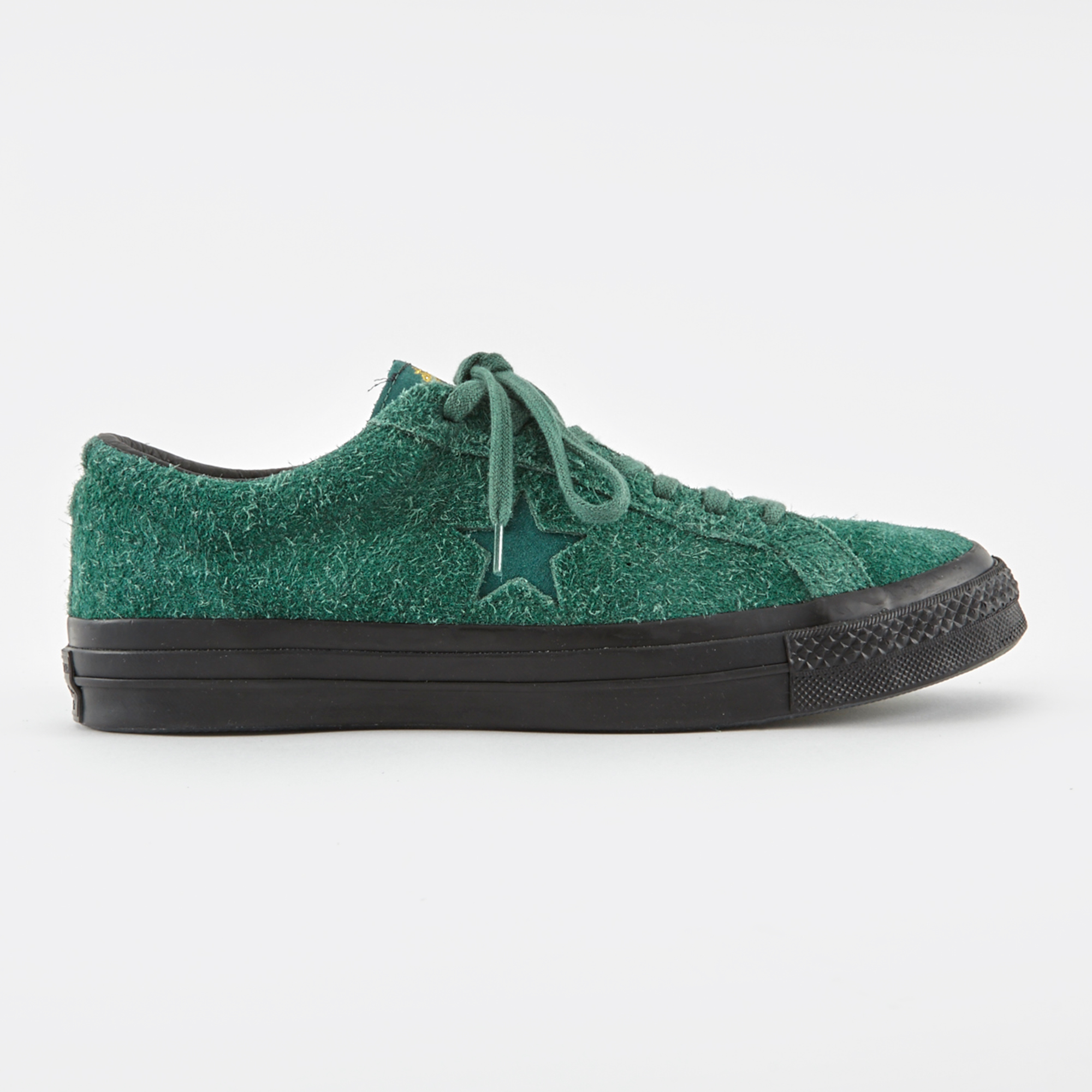 03f86998e69287 Converse x Stussy One Star 74 - Hunter Green