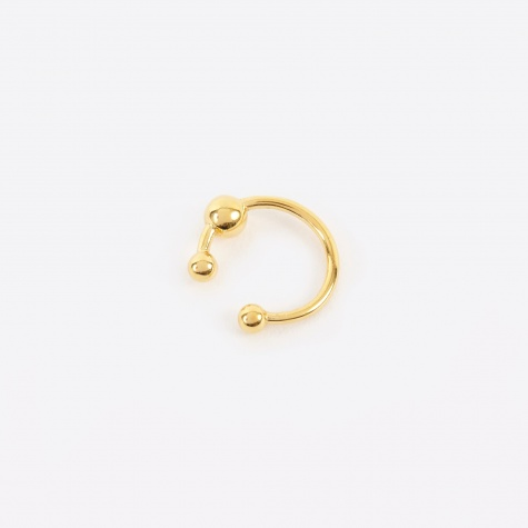 Labret Multi Cuff - 14K Gold Plated