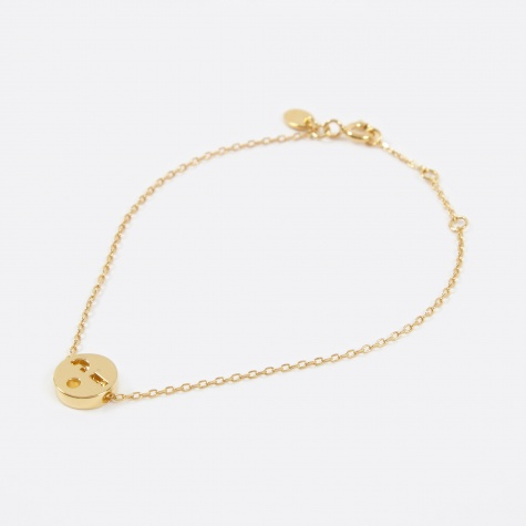 Friends Flirty Bracelet - 18K Gold