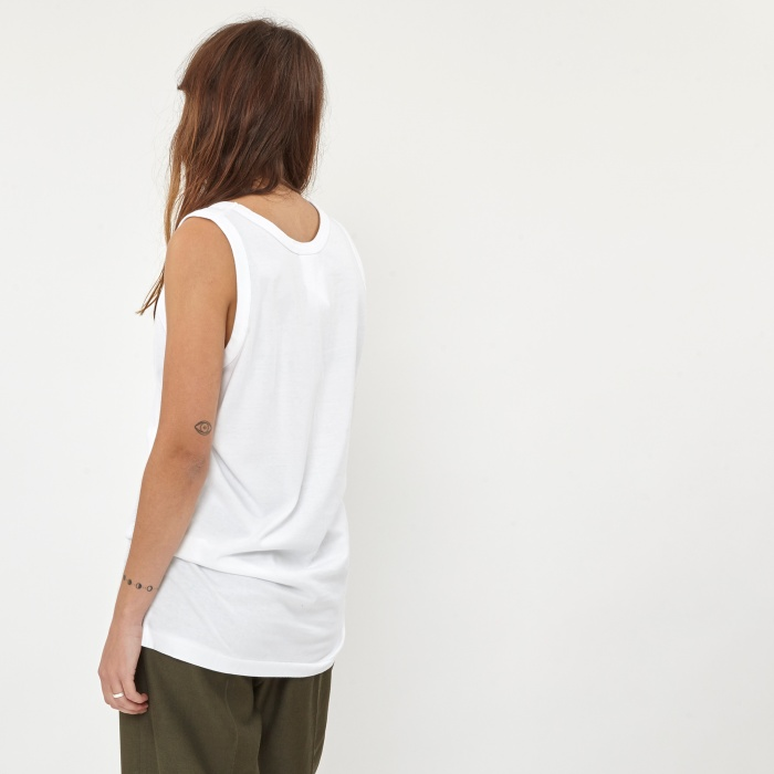 Stand Alone Tank - White (Image 1)