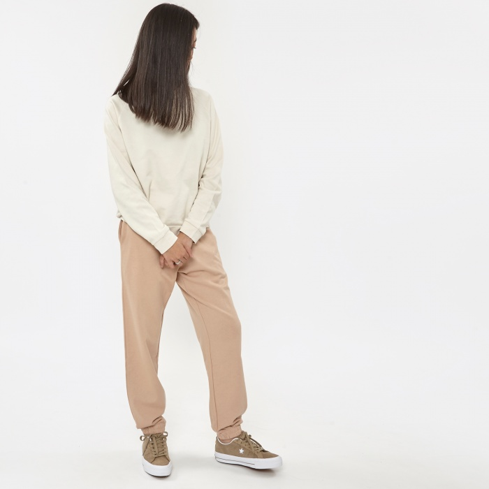 Baserange Basic Sweat - Offwhite (Image 1)
