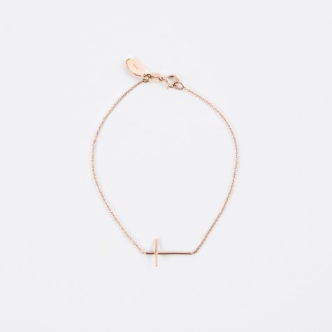 Compass Bracelet - Rose Gold