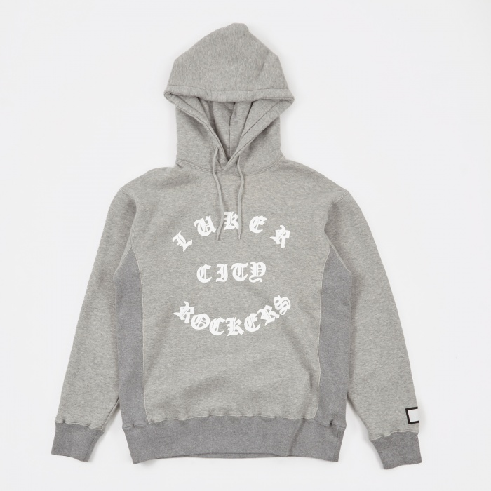 Neighborhood Luker by Neighborhood LCR Hoody - Grey (Image 1)