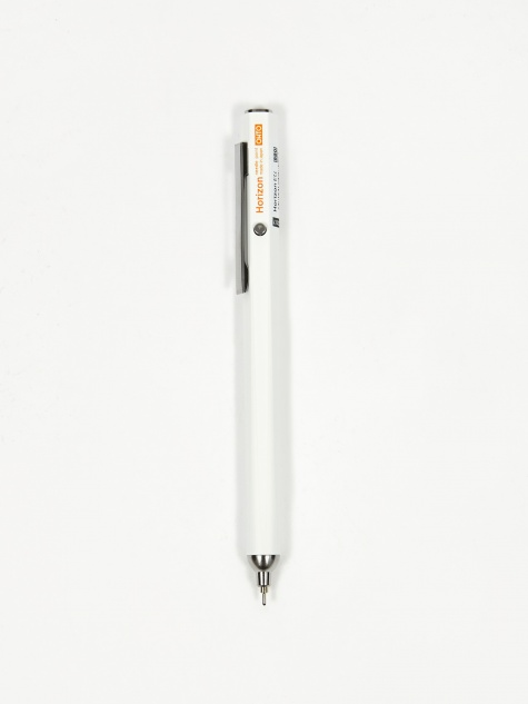 OHTO Horizon Needle-Point Pen - White