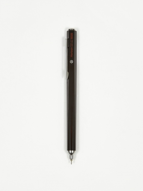 OHTO Horizon Needle-Point Pen - Black