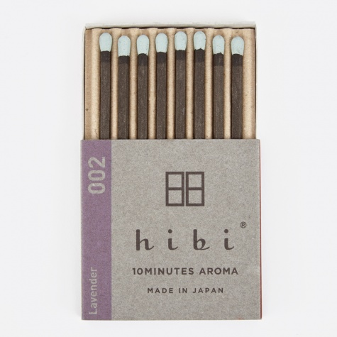 Incense Match Sticks - Lavender