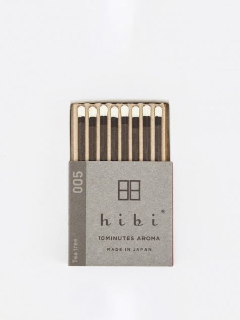 Incense Match Sticks - Tea Tree