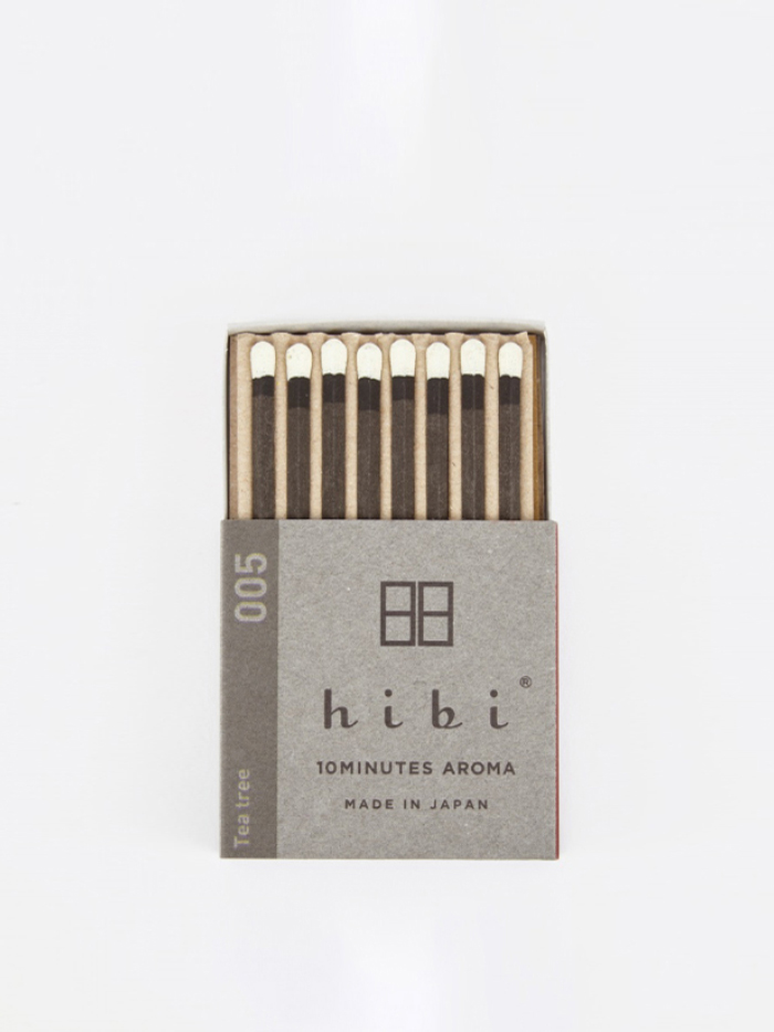 Hibi Incense Match Sticks - Tea Tree (Image 1)