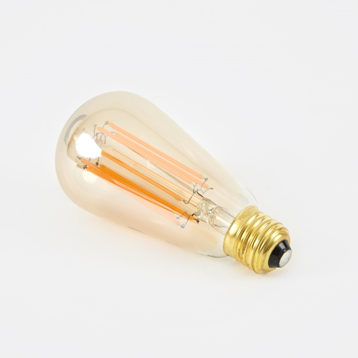Tala Squirrel Cage 3 Watt Tinted LED Lightbulb (Image 1)