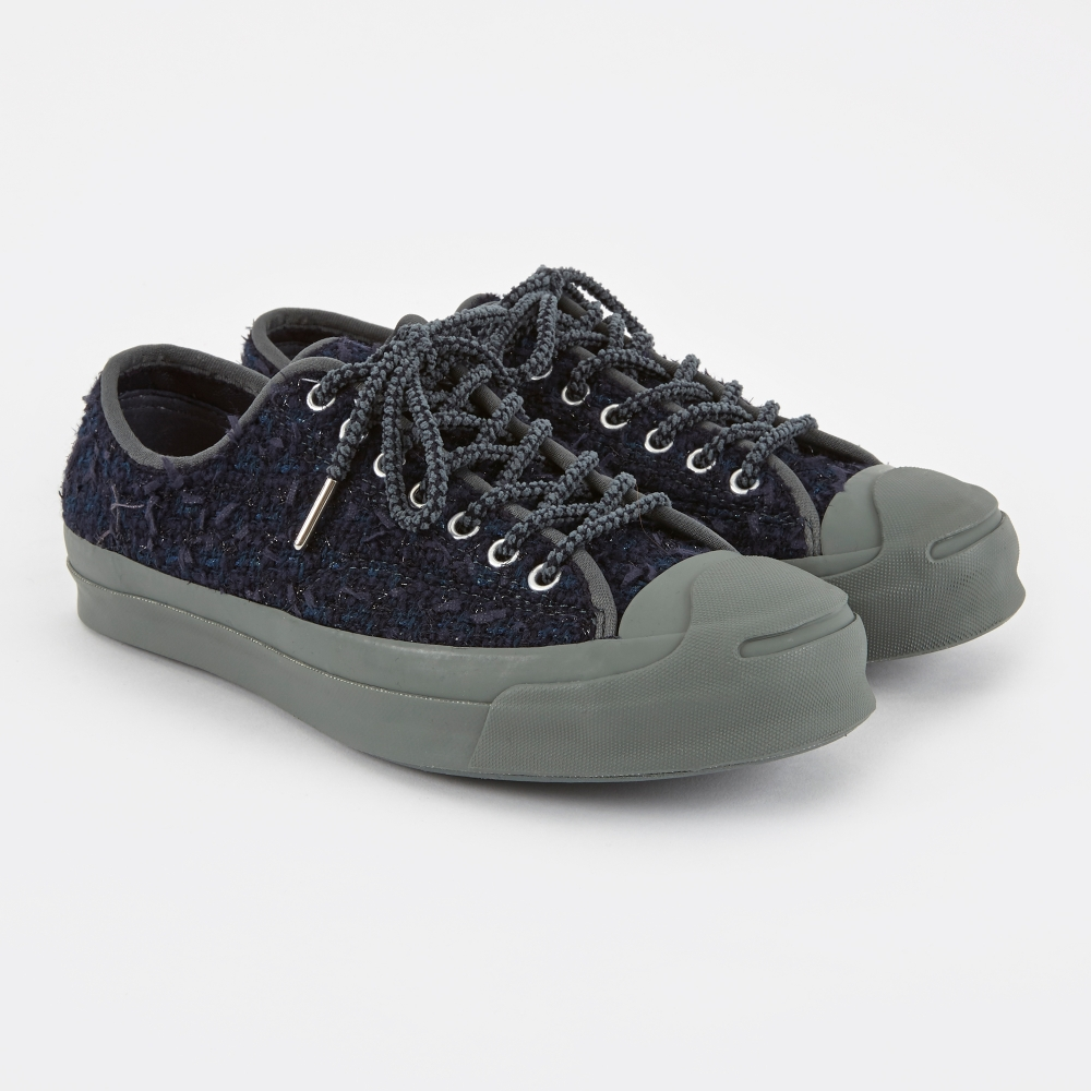 Converse Jack Purcell Signature x Bunney Shoes Navy