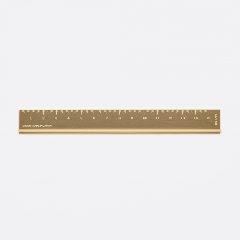 Ruler Brass