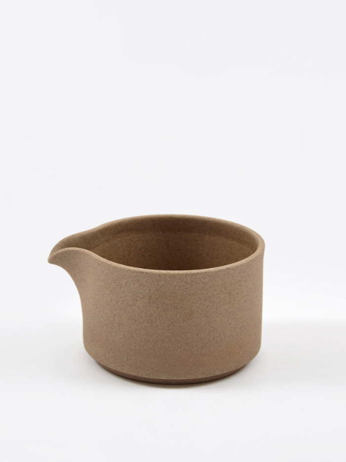 Hasami Porcelain Milk Pitcher Natural - 85x55 (Image 1)
