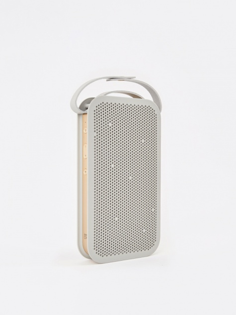 A2 Bluetooth Speaker - Champagne Grey