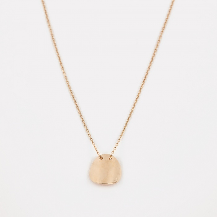 Oljei Millor Chain Necklace - 10K Gold (Image 1)