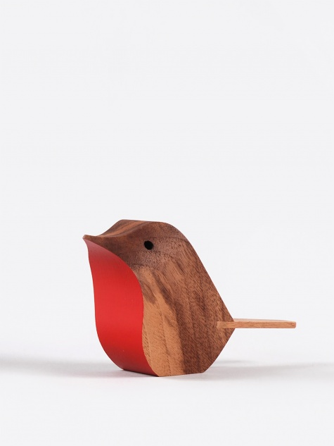 Robin - Red Chest