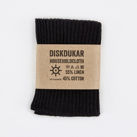 Household Cloth - Black