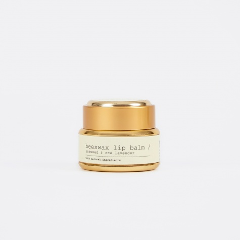Seaweed / Sea Lavender Lip Balm - 15ml