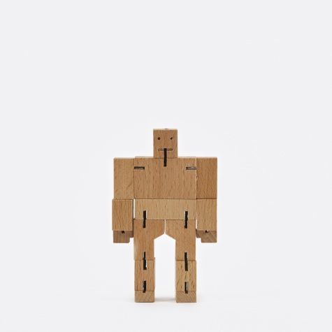 Cubebot Micro - Wood