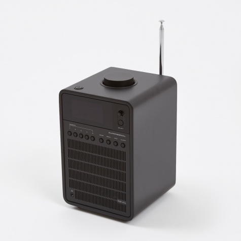 SuperSignal DAB/FM Bluetooth Radio - Shadow Edition