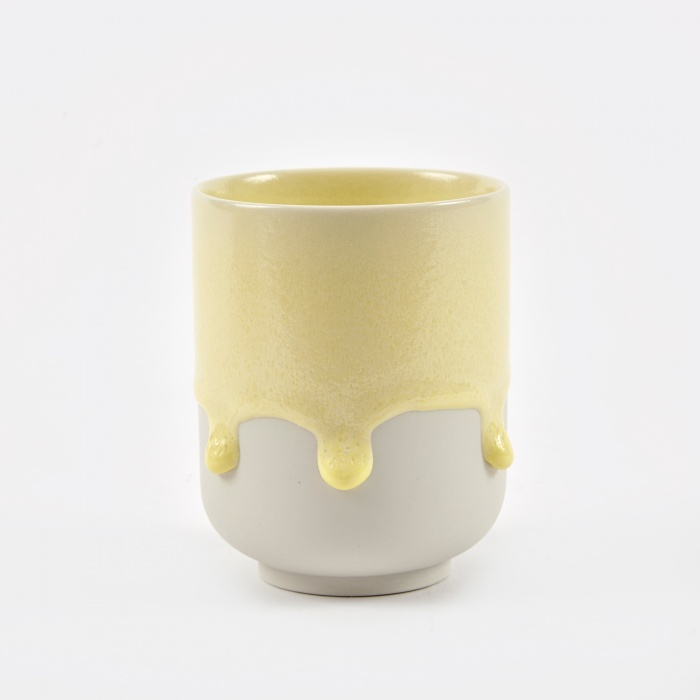 Studio Arhoj Melting Mug - Yellow (Image 1)