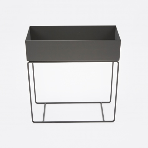 Plant Box - Dark Grey