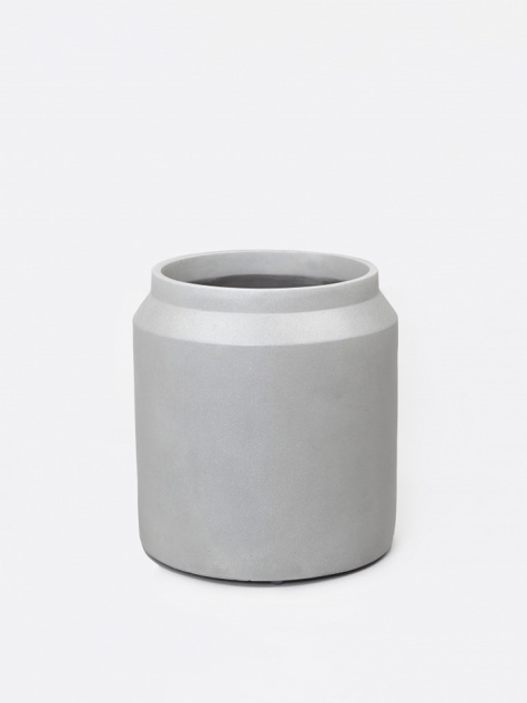 Pot - Light Grey - Small