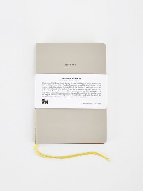 School of Thought Notebooks - The English Mod