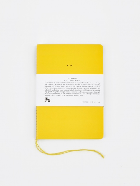 School of Thought Notebooks - The Bauhaus